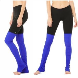 Alo Yoga Goddess Ribbed Leggings *Rare Colors*